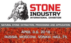 Stone Industry 2018, Moscow, Russia