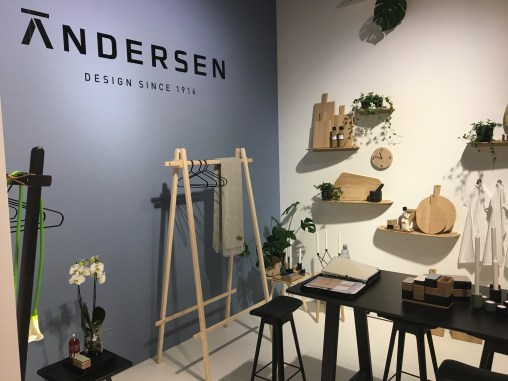 Andersen - Design since 1916 (Hall 2.2 - Pure editions)