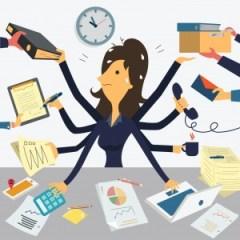 Een hectische dag uit het leven van de juridisch secretaresse