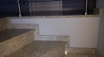 Escalier Kashmir Gold