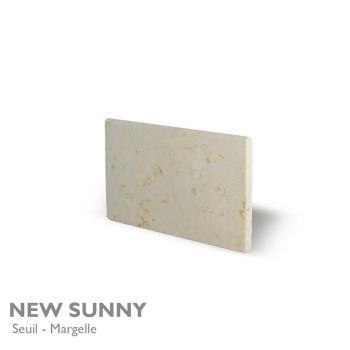 Seuil et margelle NEW SUNNY 61 x 33 cm