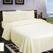 Ramesses 400tc Cotton Cream