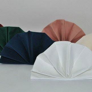 Napkins Folded