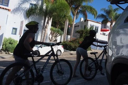 Bikers. :)