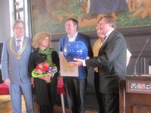 Preisverleihung 2012