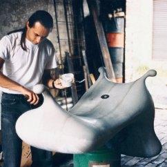 Desk Chair Made Ghost Chairs Singapore Lockheed Lounge | Marc Newson Ltd
