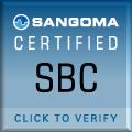 Sangoma Certified SBC