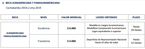 Beca-Sudamericana