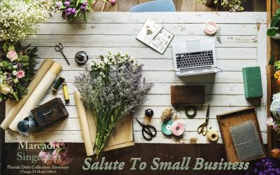 Salute To Small Business – Cash Flow!