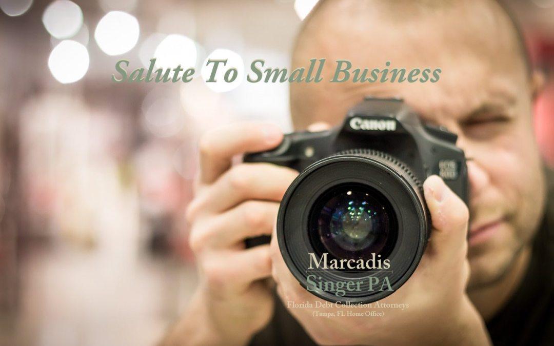 Small Business Statistics –  Legal Setup