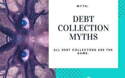 Myth Monday #2 – Exploding Debt Collection Myths