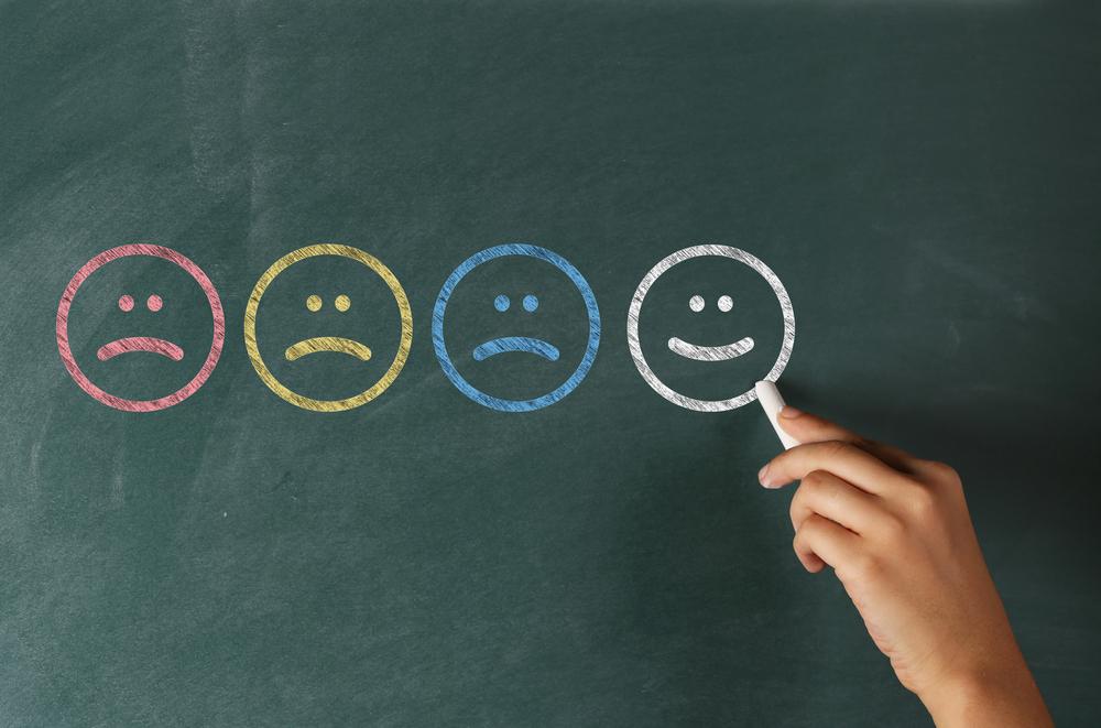 Émotions négatives psychologie positive Avantage du bonheur Shawn Achor
