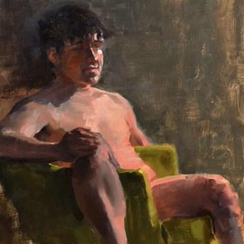 Nude Study 12x16