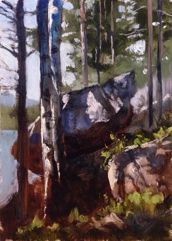 Grommli Rock 5x7- Sold