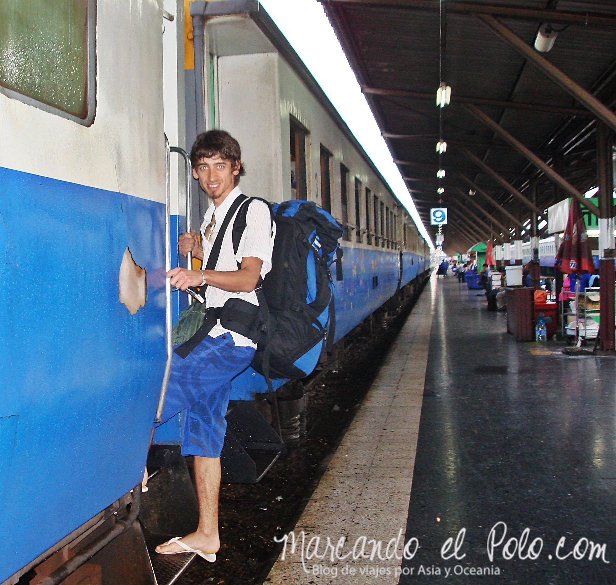 Primer viaje a Bangkok: Viajá liviano y con ropa fresca
