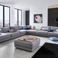Sofa Modernos 2017 U Shaped Sofas Leather Uk O Rei Do Lar Da Sala De Estar Home Theater Quarto