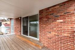 2nd Floor - Deck