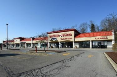 Buffalo Plaza strip
