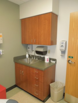 Medical Millwork 5