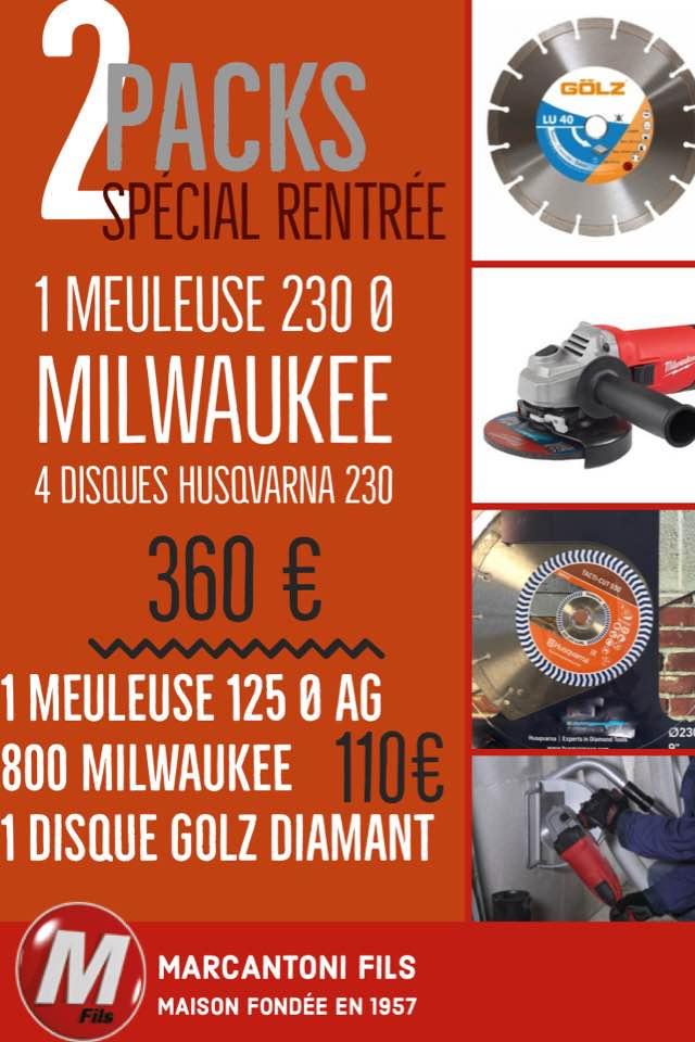 Promotion valable dans nos agences de Bastia et Ajaccio jusqu'à épuisement du stock