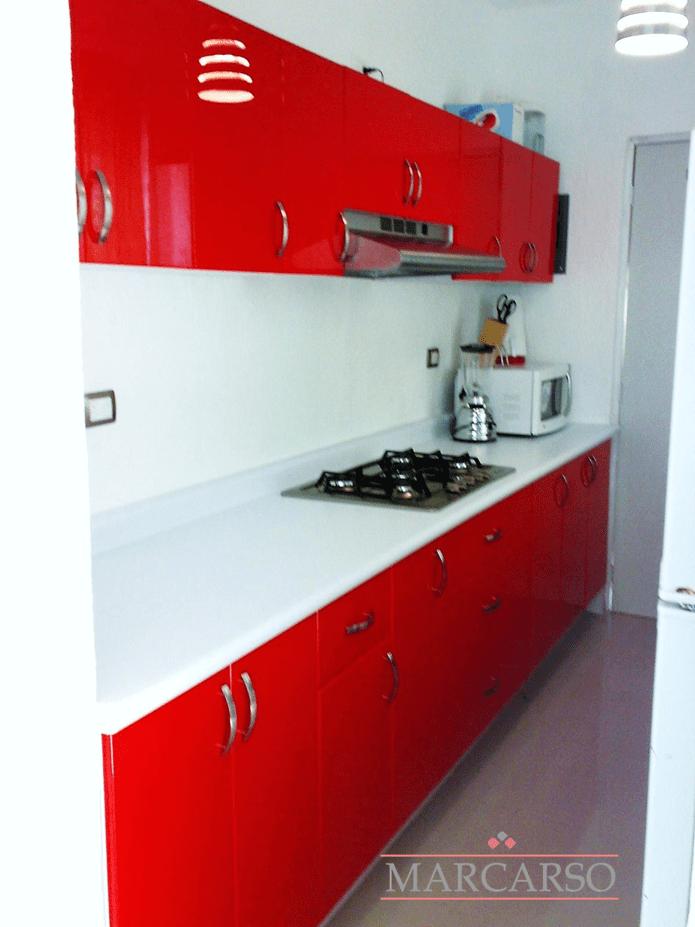 Cocinas integrales  Marcarso Decoracin De Interiores