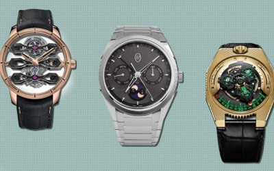 Los mejores estilos de moda en relojes para hombres de 2021