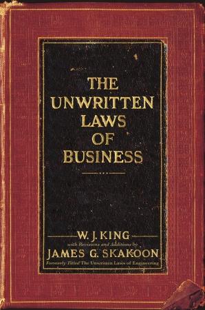 Portada original del libro de W.J.King