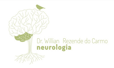 Criação de logo / Logo Creation: Dr. Willian Rezende – Neurologista