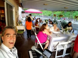 Los Angeles Pianist for Baby Showers