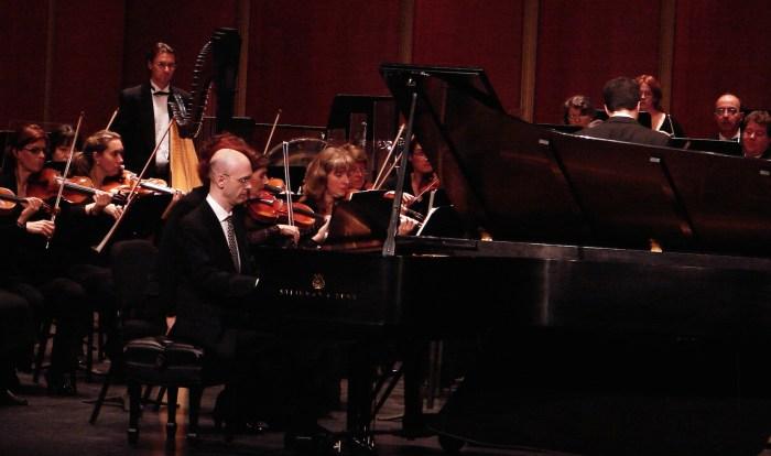 Marc Bourdeau piano