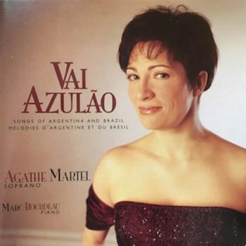 Cover art of Vai Azulão album
