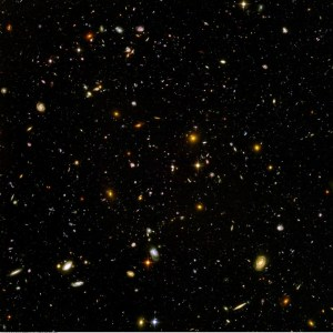 Hubble Ultra Deep Field Thumb