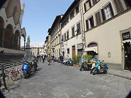 Florence street image