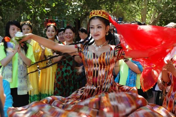 Turpan Xinjiang China image
