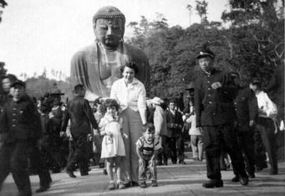 Kamakura Buddha image