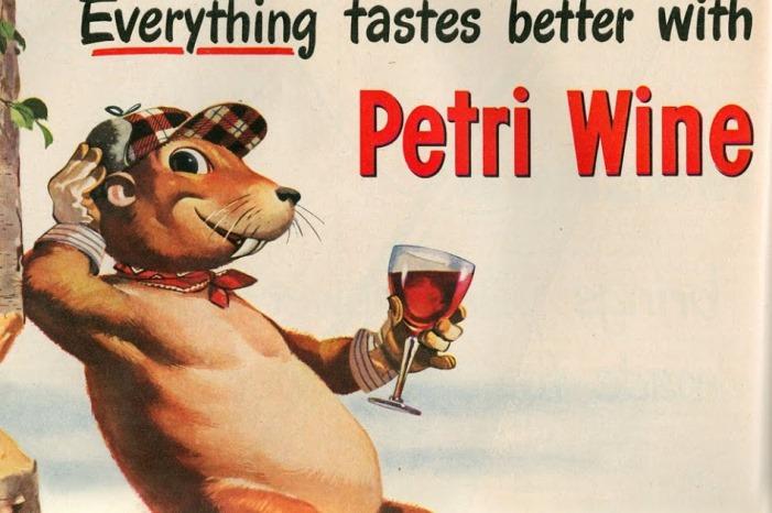 United Vintners Petri Wine image