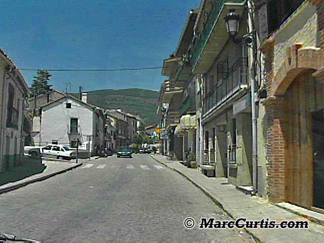 Rascafria, Spain image