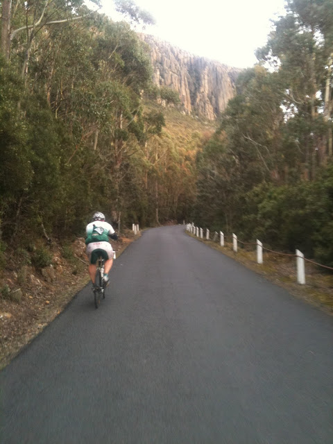 Mount Wellington climb