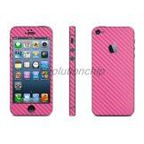 Skin adhesivo fibra de carbono iPhone 4