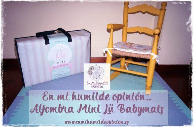 Alfombra Mini Lü Babymats