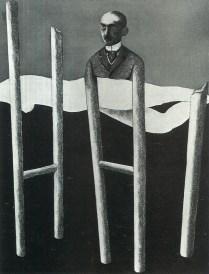 De steltlopers van de filosoof, 1928