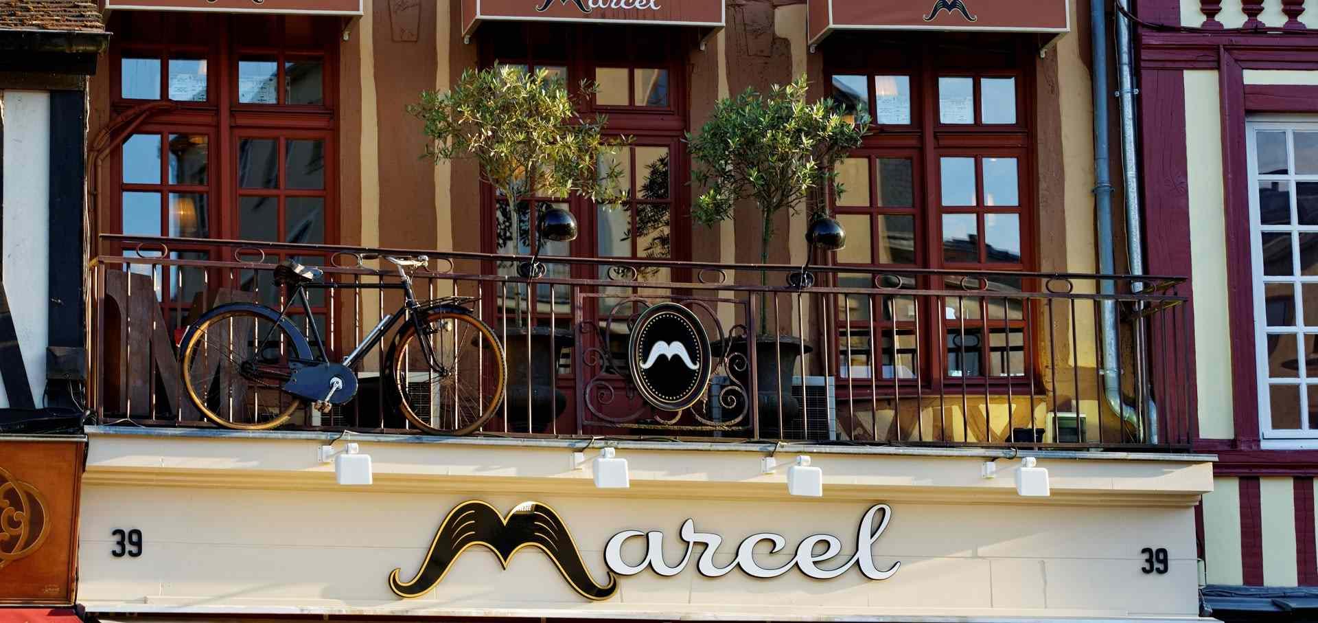 facade restaurant marcel apero bistro
