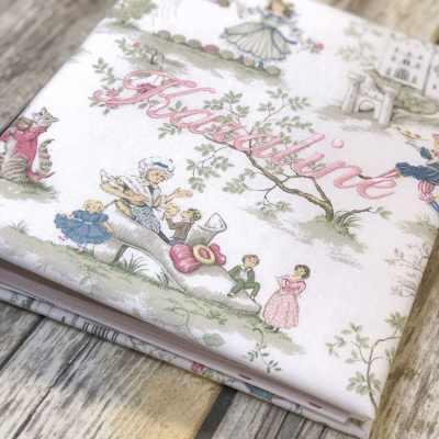 Baby Memory Book - Baby Garden