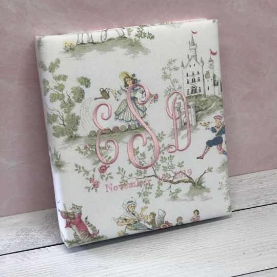 Large Baby Photo Album