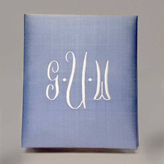 AR11-SS-Baby-Blue-Silk-Style-15-White-Thread-GUW