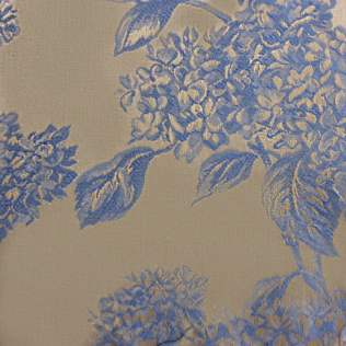 Fabric-Swatch-Brocade-Hydrangeas-on-Delphium-Brocade