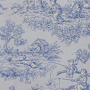 Fabric-Swatch-Cotton-Toile-Blue-Cotton