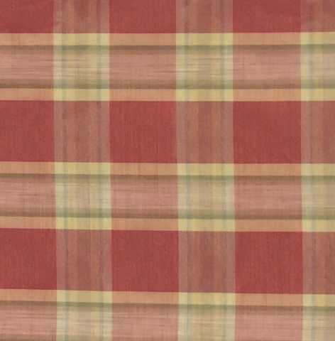Fabric-Swatch-Silk-Olympus-Plaid-Cherry-Silk