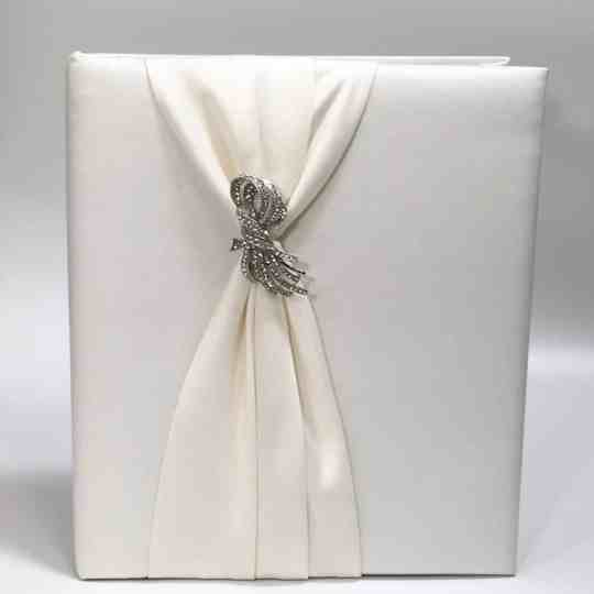 KWR-RE-Cream-Matte-Satin-with-with-Crystal-Brooch-