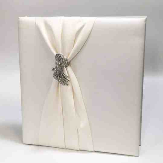 KWR-RE-Cream-Matte-Satin-with-with-Crystal-Brooch-1
